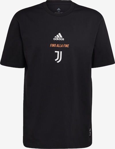 ADIDAS PERFORMANCE Functioneel shirt 'Juventus Turin' in de kleur Sinaasappel / Zwart / Wit, Productweergave