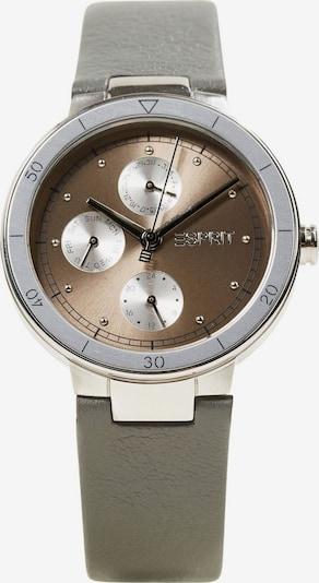 ESPRIT Analoog horloge in de kleur Brons / Lichtgrijs / Zilver, Productweergave