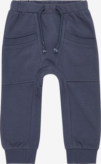 Pantaloni 'ASKO' Sense Organics di colore blu colomba, Visualizzazione prodotti