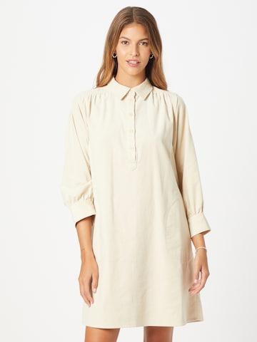 Part Two Shirt dress 'Huan' in White