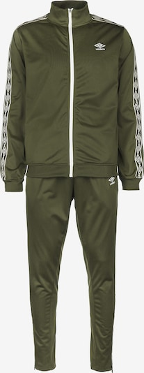 UMBRO Trainingsanzug in grün, Produktansicht