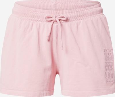 Calvin Klein Jeans Hose '90's HWK TRACK SHORTS' in pink: Frontalansicht