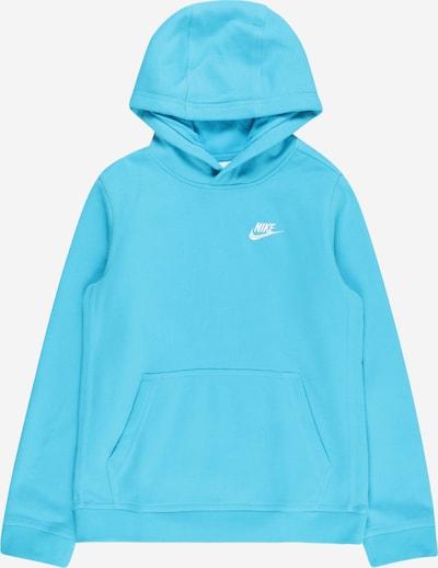 Nike Sportswear Sweatshirt i ljusblå, Produktvy