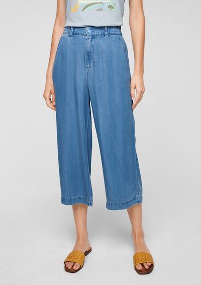 s.Oliver Jeans in Blue denim, View model