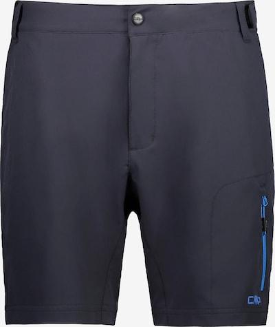 CMP Spodnie sportowe w kolorze niebieski / ciemnoszarym, Podgląd produktu