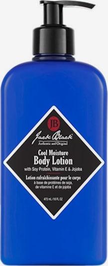 Jack Black Body Lotion in blau, Produktansicht