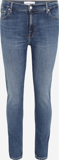 Calvin Klein Jeans Plus Jeans 'SKINNY PLUS' in de kleur Blauw denim, Productweergave