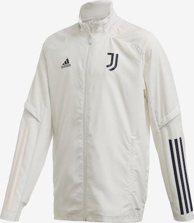 ADIDAS PERFORMANCE Sportjas 'Juventus Turin' in de kleur Zwart / Wit, Productweergave