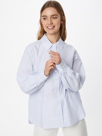 Twist & Tango Chemisier 'Sophie' en bleu clair / blanc: Vue de face