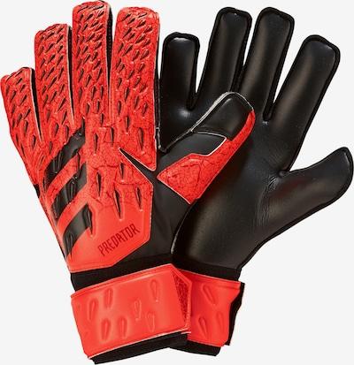 ADIDAS PERFORMANCE Sporthandschuh in rot / schwarz, Produktansicht