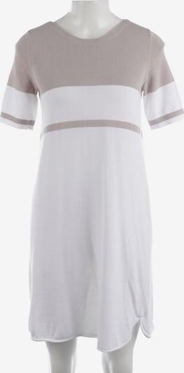 Stefanel Strickkleid in XS in beige / weiß, Produktansicht