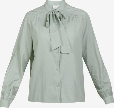 usha WHITE LABEL Bluse in mint, Produktansicht