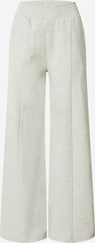 Pantaloni 'Louise' di Gina Tricot in grigio