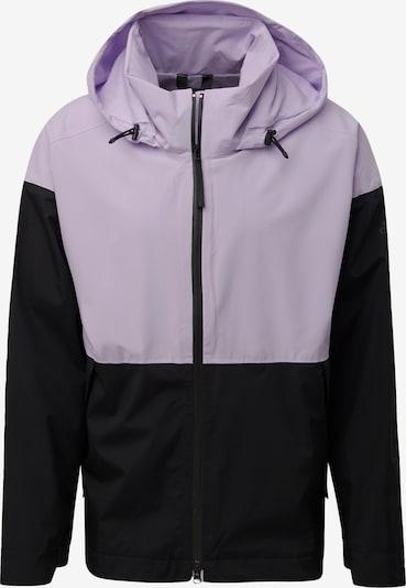 ADIDAS PERFORMANCE Jacke in flieder / schwarz, Produktansicht