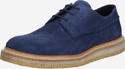 HUGO Šnurovacie topánky 'Kiren' - modrosivá, Produkt