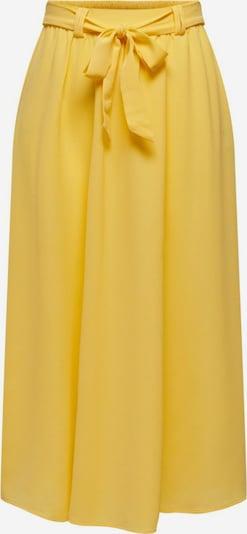 ONLY Rock in gelb, Produktansicht