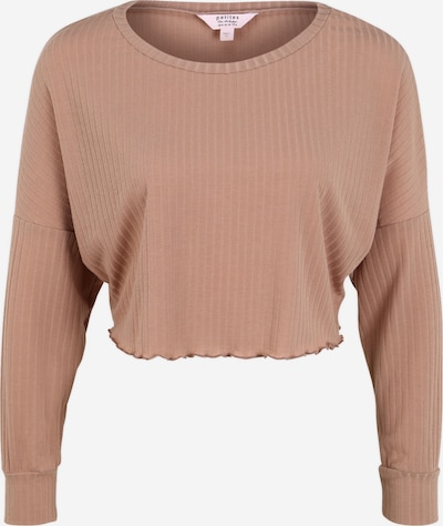 Miss Selfridge (Petite) Shirt in camel, Produktansicht