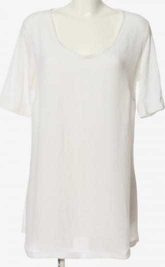 Heymann Oversized Shirt in XXXL in weiß, Produktansicht