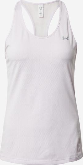 UNDER ARMOUR T-shirt fonctionnel 'UA HG Armour' en lilas, Vue avec produit