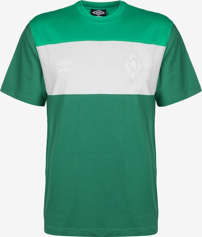 UMBRO T-Shirt in grün, Produktansicht