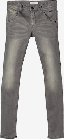 Jeans 'NITCLAS' de la NAME IT pe gri