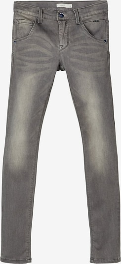 NAME IT Jeans 'NITCLAS' in grey denim, Produktansicht