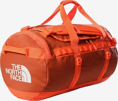 THE NORTH FACE Sportovní taška 'Base Camp' - tmavě oranžová / bílá, Produkt