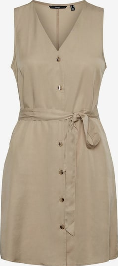VERO MODA Robe-chemise 'Viviana' en noisette, Vue avec produit