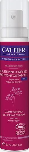 Cattier Nachtcreme 'Tendre Cocon Rosa Heilerde & Kombu Age' in navy / himbeer / weiß, Produktansicht