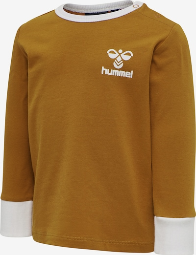 Hummel T-Shirt in orange / weiß, Produktansicht