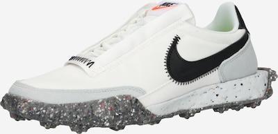 Sneaker low 'Waffle Racer Crater' Nike Sportswear pe gri / portocaliu / negru / alb, Vizualizare produs