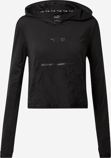 PUMA Camiseta funcional 'FIRST MILE' en antracita / negro, Vista del producto