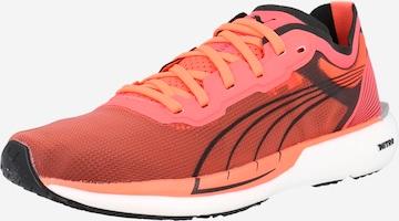 PUMA Athletic Shoes in Orange