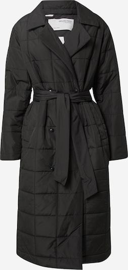 SELECTED FEMME Mantel 'BONNA' in schwarz, Produktansicht
