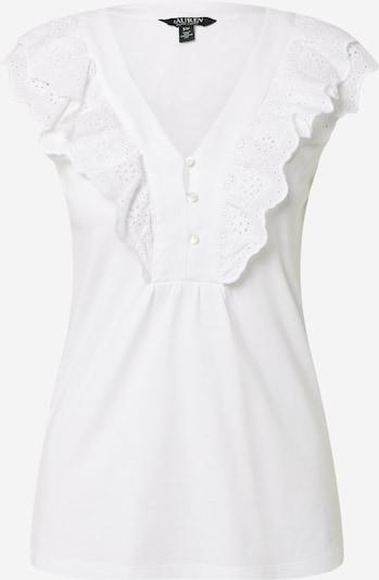 Lauren Ralph Lauren Shirt 'BIZETH' in weiß, Produktansicht