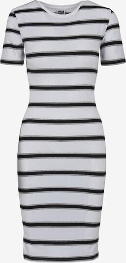 Urban Classics Kleid in navy / grau / weiß, Produktansicht