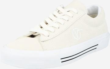 VANS Matalavartiset tennarit 'UA Sid' värissä valkoinen