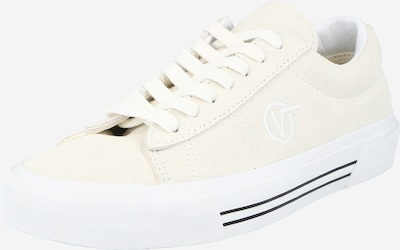 fehér VANS Rövid szárú edzőcipők 'Sid', Termék nézet