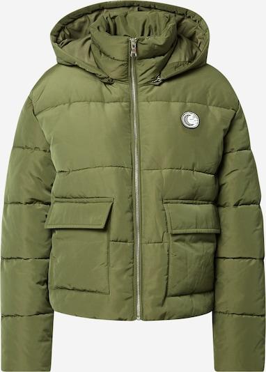 ABOUT YOU x INNA Zimska jakna 'Malin' | kaki barva, Prikaz izdelka