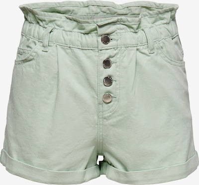 ONLY Shorts 'CUBA' in pastellgrün, Produktansicht