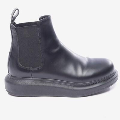 Alexander McQueen Stiefeletten in 36 in schwarz, Produktansicht