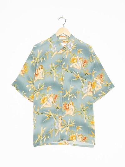 PIERRE CARDIN Bluse in XL in rauchblau, Produktansicht