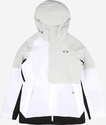 OAKLEY Спортно яке 'CAMELLIA' в бяло