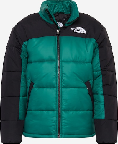 THE NORTH FACE Winterjas 'HIMALAYAN' in de kleur Groen / Zwart, Productweergave