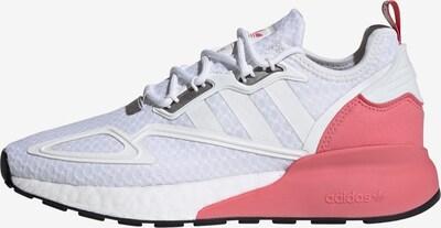 ADIDAS ORIGINALS Sneaker 'ZX 2K Boost' in pink / weiß, Produktansicht