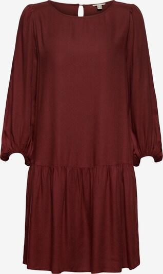 EDC BY ESPRIT Kleid in dunkelrot, Produktansicht