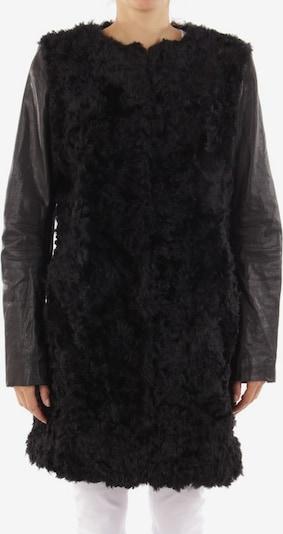 Giorgio Brato Ledermantel in S in schwarz, Produktansicht