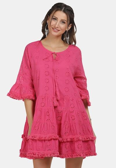 IZIA Kleid in pink, Modelansicht