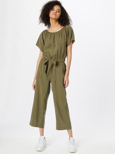 MORE & MORE Jumpsuit in khaki, Modelansicht