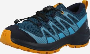 Pantofi sport de la SALOMON pe albastru